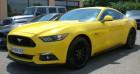 Ford Mustang v8 5.0 gt fastback 22800kms Jaune à RIXHEIM 68