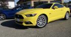 Ford Mustang V8 5.0 GT Fastback 34112kms pack premium Jaune à RIXHEIM 68
