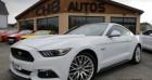 Ford Mustang V8 5.0 GT Fastback Blanche Toit Noir Boite auto Pack premium Blanc à RIXHEIM 68