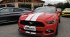 Ford Mustang v8 5.0 GT Fastback jantes 20″ pack premium bandes blan Rouge à RIXHEIM 68