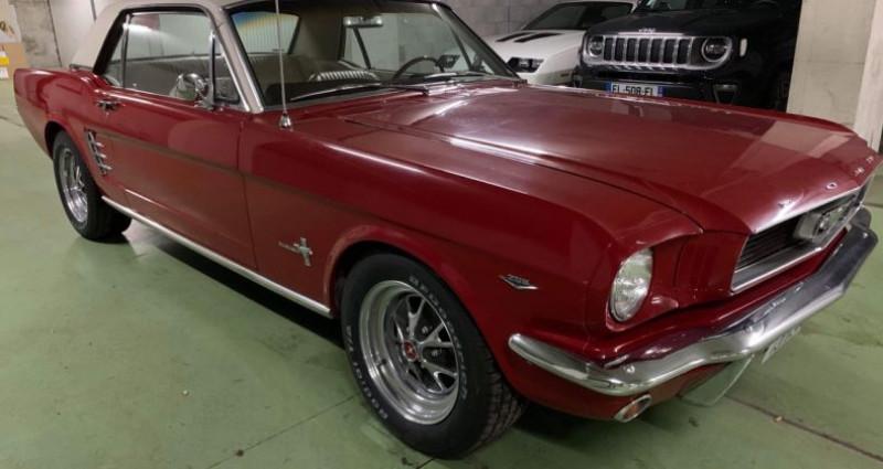 Ford Mustang V8 Coupé Hardtop Code C Interior Luxury  occasion à SAINT ANDRE DE CORCY