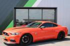 Ford Mustang VI FASTBACK 5.0 V8 GT Orange à Jaux 60