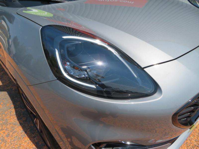 Ford Puma 1.0 ECOBOOST 125CH MHEV ST-LINE Gris occasion à Mérignac - photo n°2