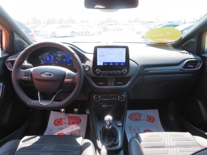 Ford Puma 1.0 ECOBOOST 125CH MHEV ST-LINE Gris occasion à Mérignac - photo n°6