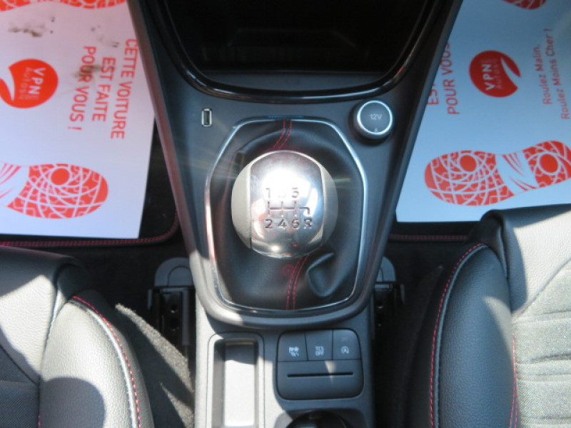 Ford Puma 1.0 ECOBOOST 125CH MHEV ST-LINE Gris occasion à Mérignac - photo n°13