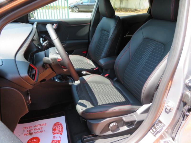 Ford Puma 1.0 ECOBOOST 125CH MHEV ST-LINE Gris occasion à Mérignac - photo n°7