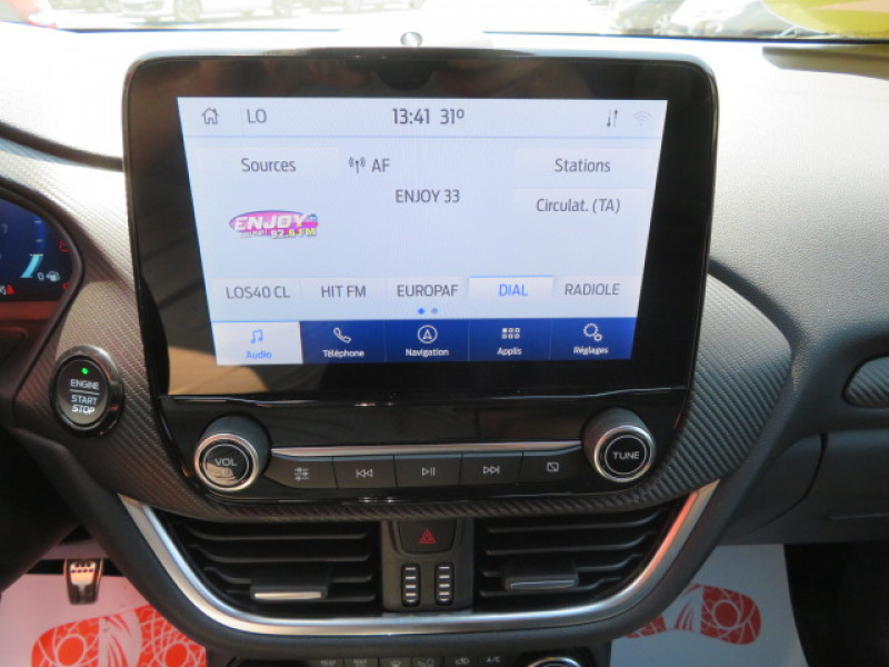 Ford Puma 1.0 ECOBOOST 125CH MHEV ST-LINE Gris occasion à Mérignac - photo n°14