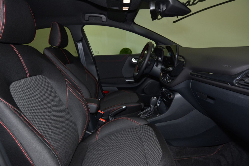 Ford Puma 1.0 ECOBOOST 125CH ST-LINE DCT7 Blanc occasion à Quimper - photo n°7