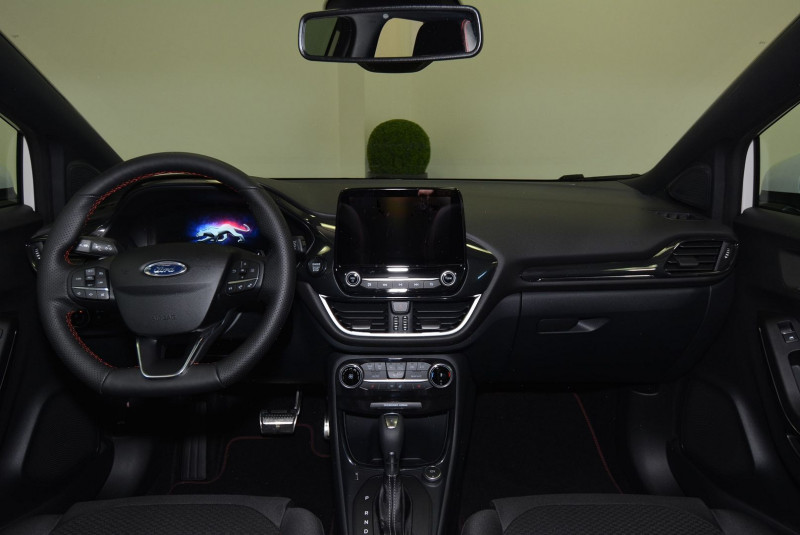 Ford Puma 1.0 ECOBOOST 125CH ST-LINE DCT7 Blanc occasion à Quimper - photo n°5