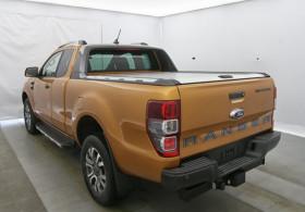 Ford Ranger 2.0 TDCI 213CH SUPER CAB + PACKS WILTRACK Gris occasion à Biganos - photo n°3