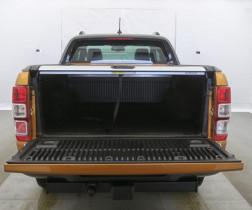Ford Ranger 2.0 TDCI 213CH SUPER CAB + PACKS WILTRACK Gris occasion à Biganos - photo n°4