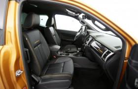 Ford Ranger 2.0 TDCI 213CH SUPER CAB + PACKS WILTRACK Gris occasion à Biganos - photo n°2