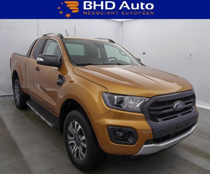 Ford Ranger occasion 2021 mise en vente à Biganos par le garage BHD AUTO - photo n°1