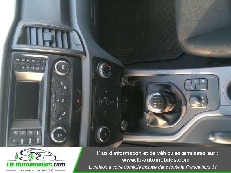 Ford Ranger DOUBLE CABINE 2.2 TDCi 160 Noir occasion à Beaupuy - photo n°9