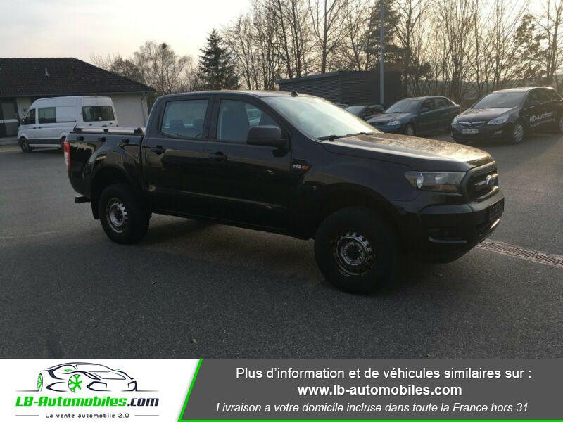 Ford Ranger DOUBLE CABINE 2.2 TDCi 160 Noir occasion à Beaupuy