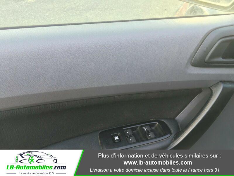 Ford Ranger DOUBLE CABINE 2.2 TDCi 160 Noir occasion à Beaupuy - photo n°8