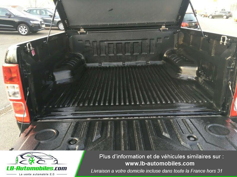 Ford Ranger DOUBLE CABINE 2.2 TDCi 160 Noir occasion à Beaupuy - photo n°6
