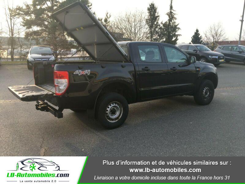Ford Ranger DOUBLE CABINE 2.2 TDCi 160 Noir occasion à Beaupuy - photo n°5