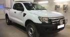 Ford Ranger SUPER CABINE 2.2 TDCi 150 XL 4X4 Blanc à CHANAS 38