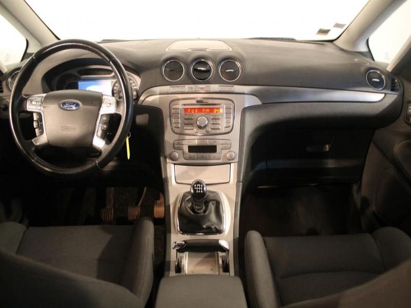 Ford S-max 1.8 TDCI 125 TITANIUM 7P Gris occasion à Brest - photo n°4