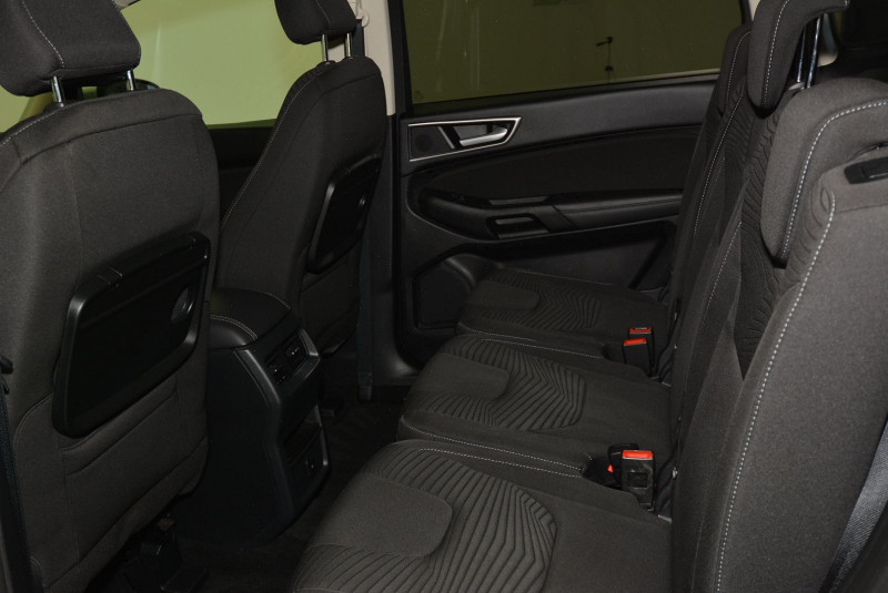 Ford S-max 2.0 TDCI 150CH STOP&START BUSINESS NAV POWERSHIFT Gris occasion à Quimper - photo n°4