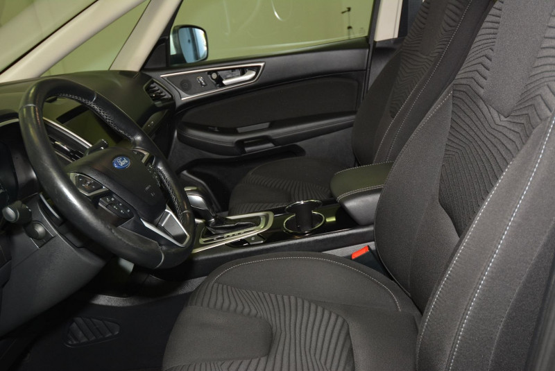Ford S-max 2.0 TDCI 150CH STOP&START BUSINESS NAV POWERSHIFT Gris occasion à Quimper - photo n°3