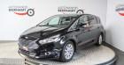 Ford S-max 2.0 TDCi Titanium PowerShift 7pl. / Euro6 / Navi / Clima Noir à Kortemark 86