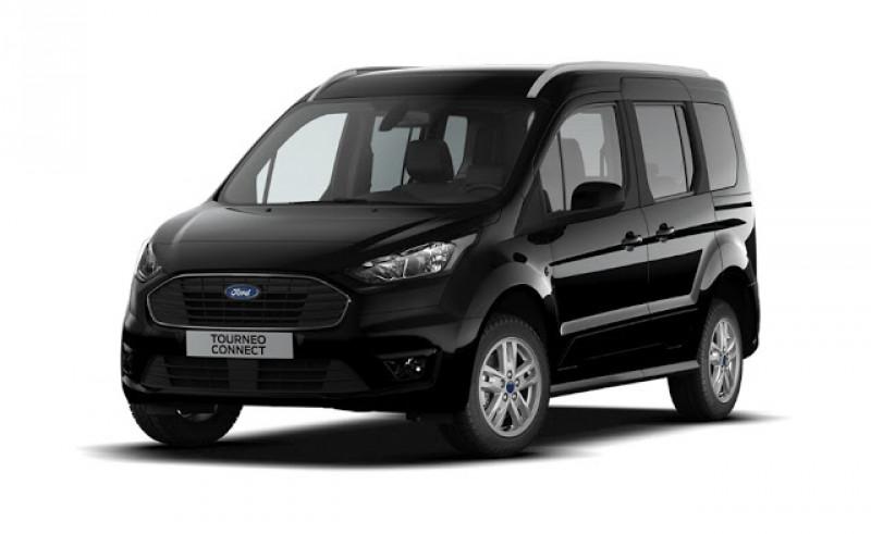 Ford Tourneo Connect 1.5 EcoBlue 120ch Stop&Start Titanium Noir occasion à AUBAGNE