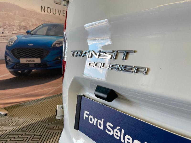 Ford Transit 1.5 TD 75ch Trend Blanc occasion à Dijon - photo n°7