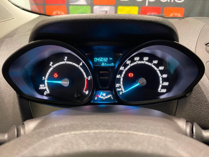 Ford Transit 1.5 TD 75ch Trend Blanc occasion à Dijon - photo n°9