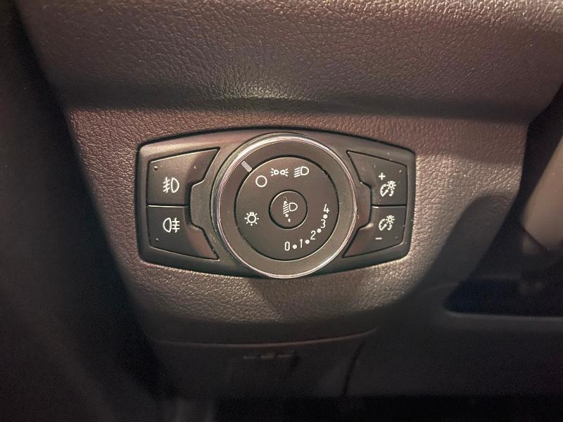 Ford Transit 1.5 TD 75ch Trend Blanc occasion à Dijon - photo n°11