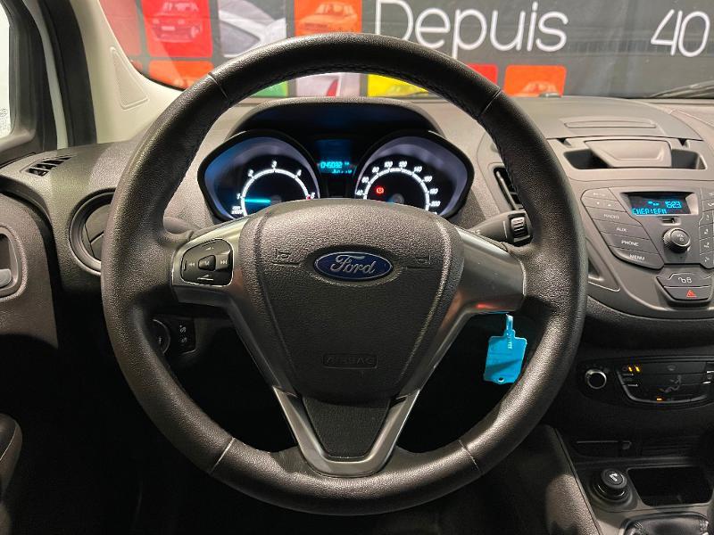 Ford Transit 1.5 TD 75ch Trend Blanc occasion à Dijon - photo n°8
