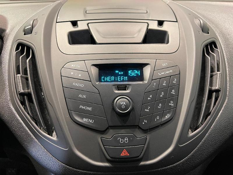 Ford Transit 1.5 TD 75ch Trend Blanc occasion à Dijon - photo n°14