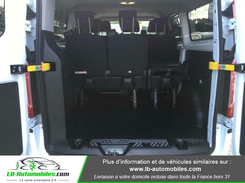 Ford Transit 2.0 TDCi 131 ch Blanc occasion à Beaupuy - photo n°6