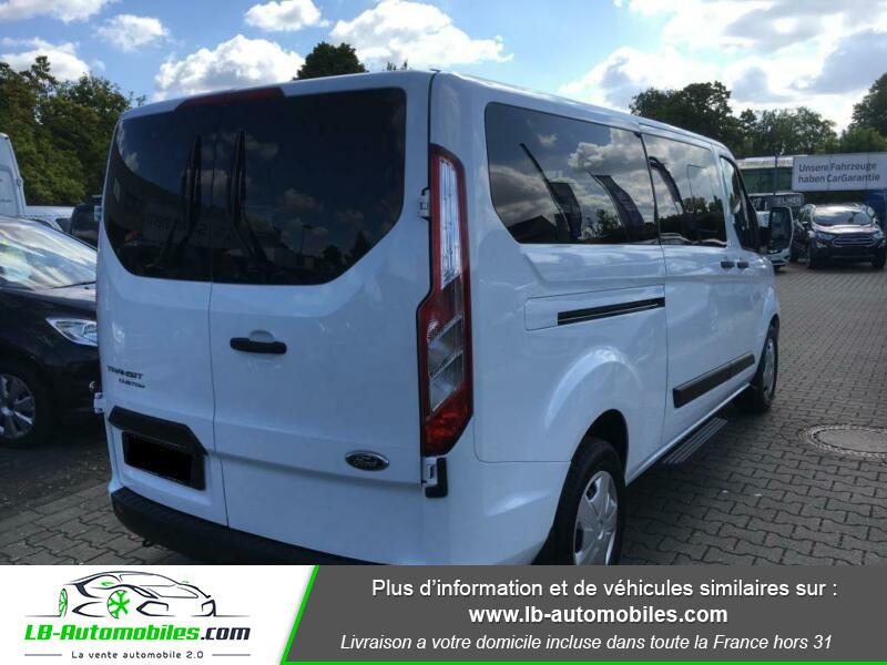 Ford Transit 2.0 TDCi 131 ch Blanc occasion à Beaupuy - photo n°3