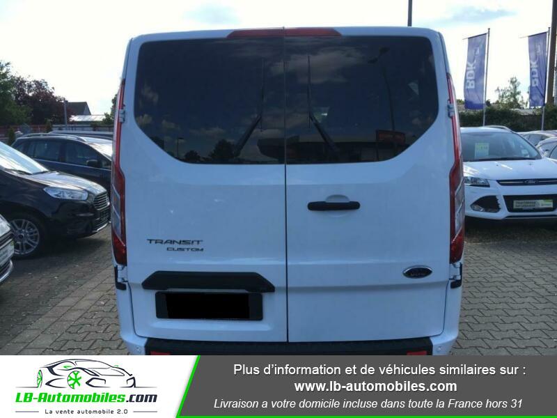 Ford Transit 2.0 TDCi 131 ch Blanc occasion à Beaupuy - photo n°5