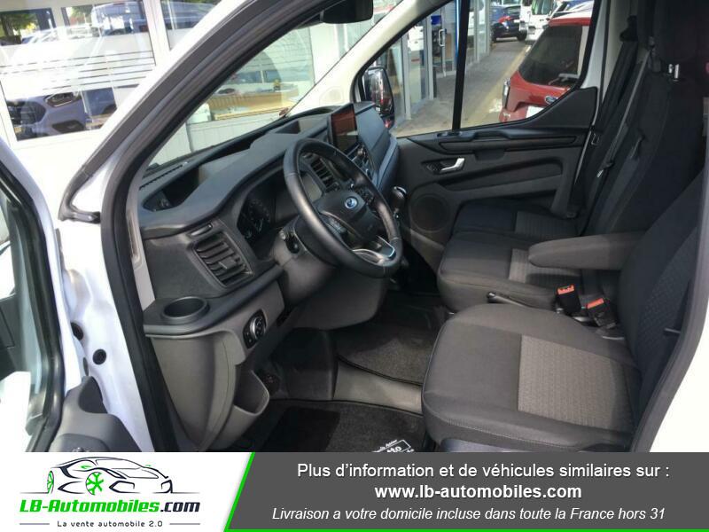 Ford Transit 2.0 TDCi 131 ch Blanc occasion à Beaupuy - photo n°7