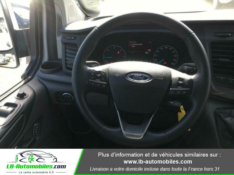Ford Transit 2.0 TDCi 131 ch Blanc occasion à Beaupuy - photo n°8