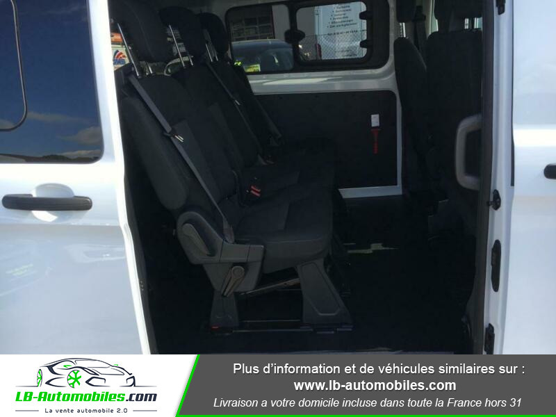 Ford Transit 2.0 TDCi 131 ch Blanc occasion à Beaupuy - photo n°10