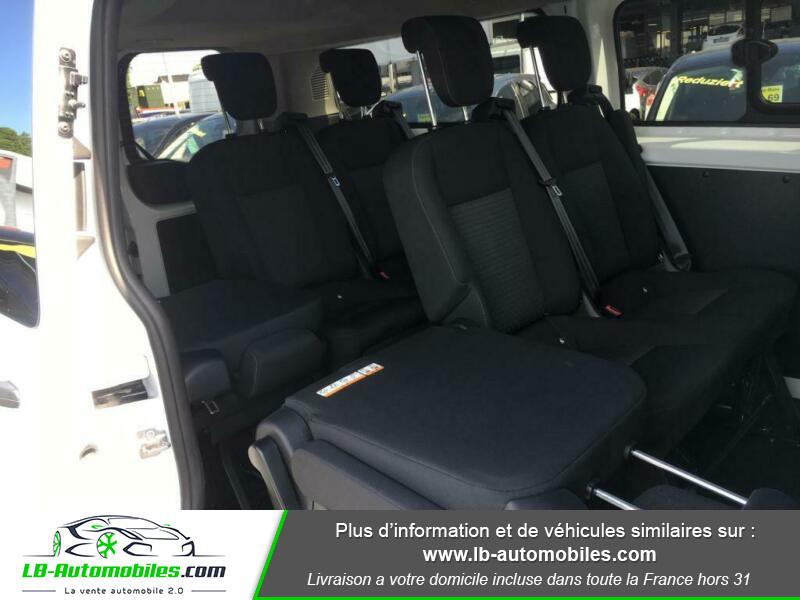 Ford Transit 2.0 TDCi 131 ch Blanc occasion à Beaupuy - photo n°11