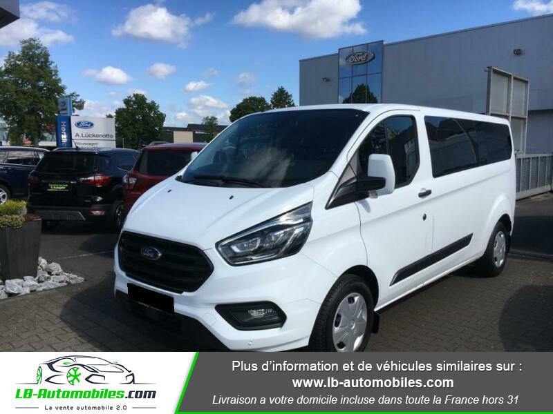 Ford Transit 2.0 TDCi 131 ch Blanc occasion à Beaupuy