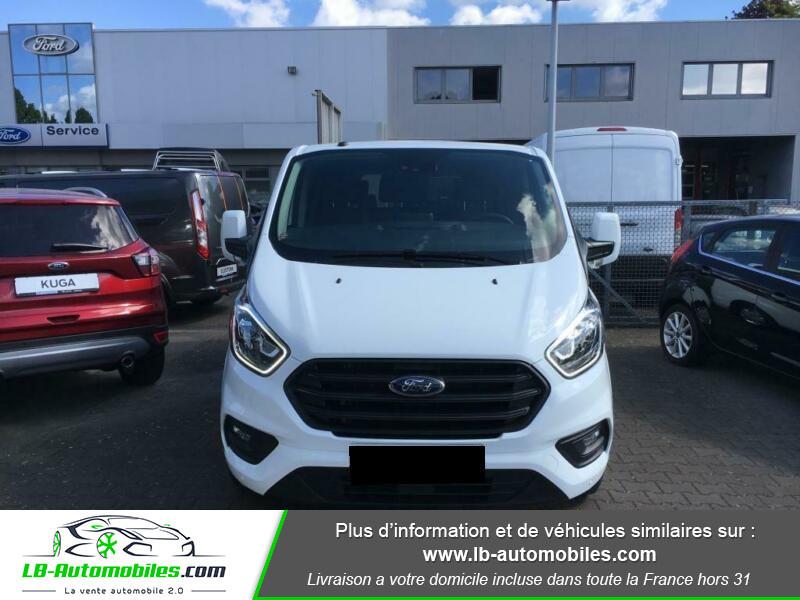 Ford Transit 2.0 TDCi 131 ch Blanc occasion à Beaupuy - photo n°4