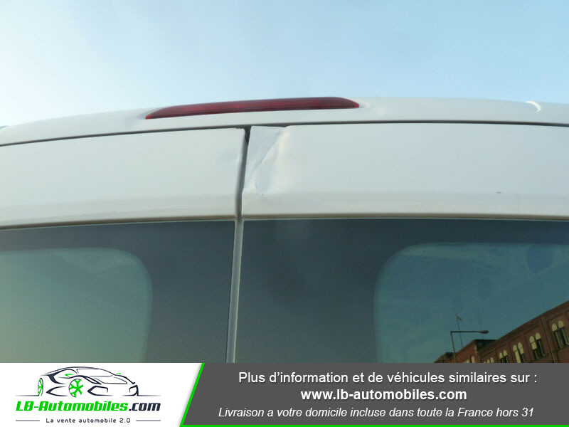 Ford Transit 2.2 TDCI 125 Blanc occasion à Beaupuy - photo n°8