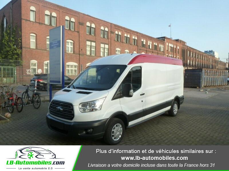 Ford Transit 2.2 TDCI 125 Blanc occasion à Beaupuy