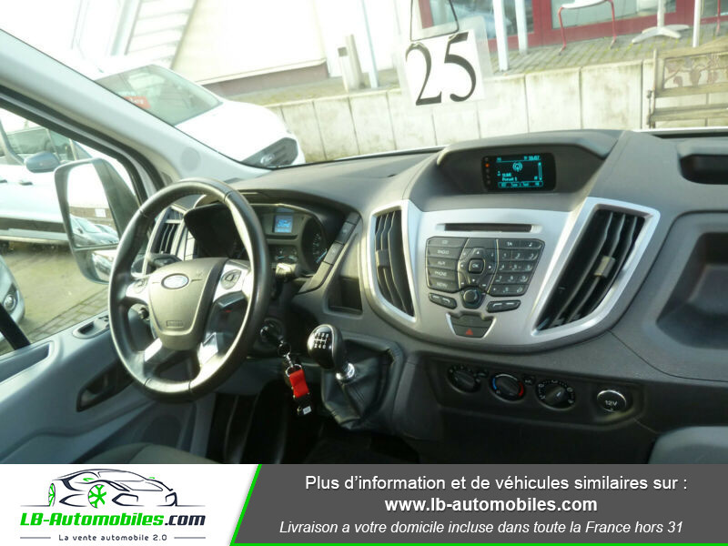 Ford Transit 2.2 TDCI 125 Blanc occasion à Beaupuy - photo n°2
