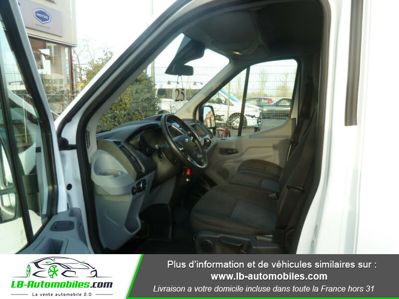 Ford Transit 2.2 TDCI 125 Blanc occasion à Beaupuy - photo n°4
