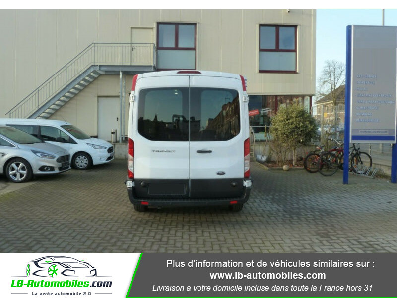 Ford Transit 2.2 TDCI 125 Blanc occasion à Beaupuy - photo n°7