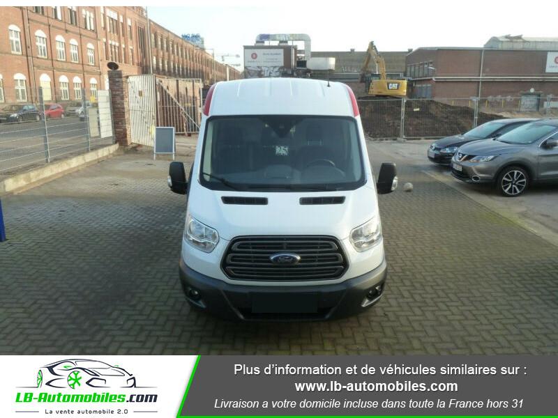 Ford Transit 2.2 TDCI 125 Blanc occasion à Beaupuy - photo n°5