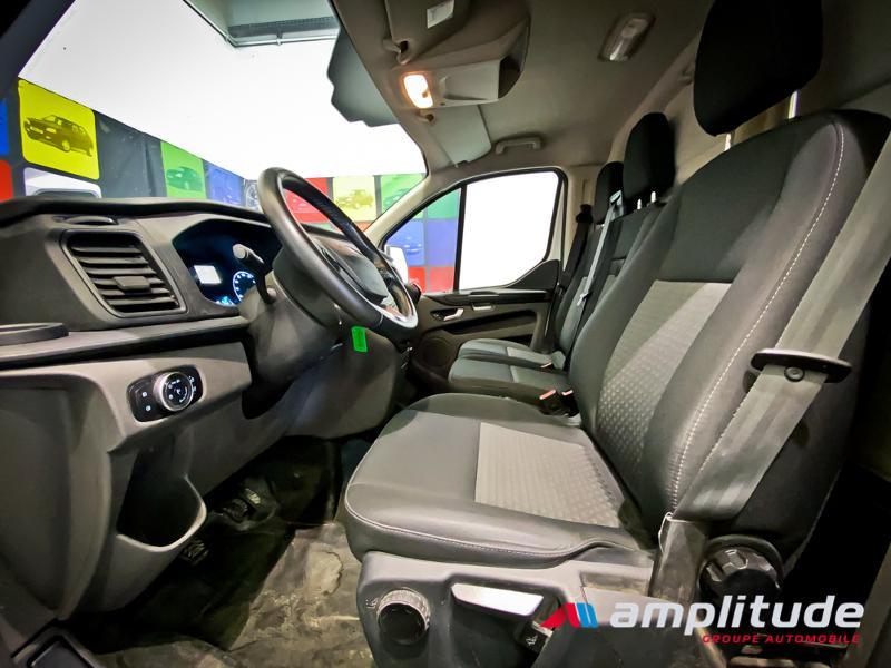 Ford Transit 280 L1H1 2.0 TDCi 105 Trend Business Blanc occasion à Dijon - photo n°18