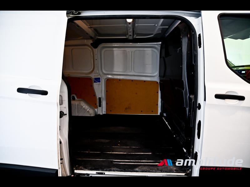 Ford Transit 280 L1H1 2.0 TDCi 105 Trend Business Blanc occasion à Dijon - photo n°8